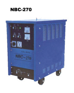 Nbc-270 One Body MIG Welder Machine pictures & photos