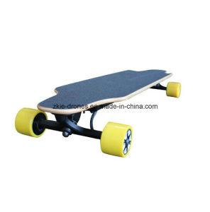 Zk 4 Wheel Skateboard High Power 2 Motors Hoverboard Electric Skateboard