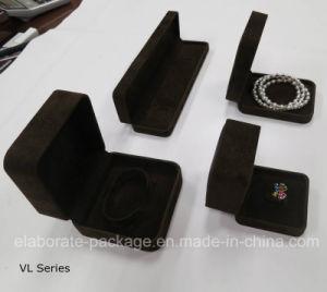 Custom Velvet Jewelry Pakage Display Gift Box pictures & photos