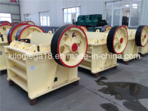 PE Series Jaw Crusher with High Capacity for Sale pictures & photos