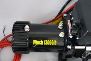off-Road Eelctric Winch 13000lb Factory Supplier pictures & photos