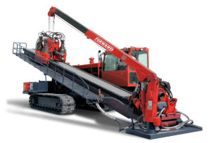 133t Horizontal Directional Drilling Rig with Ce Certification (RX133X650)