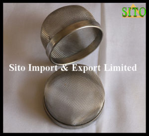 Wire Mesh Strainer Elements for Water Oil Gas Filtration pictures & photos