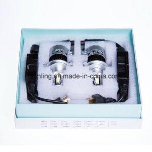 H1 50W 3800lm 6000k Car LED Light Bulbs DC12-24V White Light pictures & photos