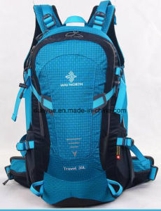 Newest fashion Waterproof Hiking Backpack, Polyester Backpack Bag, Climbing Camping Outdoor Sports Travel Backpack Bag pictures & photos