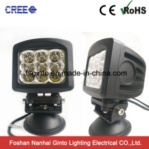 Pure CREE LED 5.5inch Work Light, Waterproof 10-30V Working Lamp pictures & photos