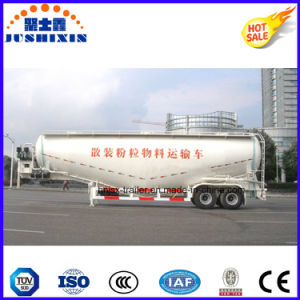 Powder Material Transport Tank Semi Trailer (40m3) pictures & photos