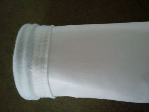 Nonwoven Needle Punched Filter PTFE Membrane Polyester Dust Filter Bag for Industry pictures & photos