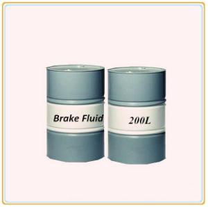 Factory Heavy Duty Brake Fluid DOT3 Car Oil pictures & photos