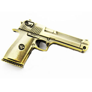 Metal Pistol USB Flash Drive Creative Gifts Customized Spot Simulation Guns 256GB pictures & photos