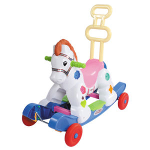 Plastic Toys Kids Ride on Rocking Horse (H0940307) pictures & photos