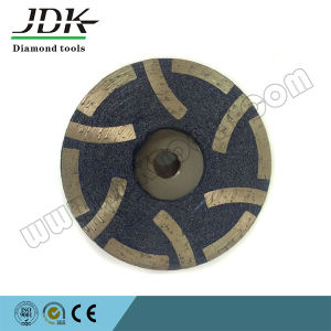 "4"" 6 Segment Resin Cup Wheel pictures & photos"