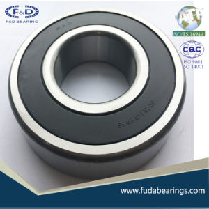 F&D Deep groove ball bearing 6314-C3 2RS for spare parts pictures & photos