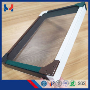Cheap High Quality Thickened PVC Frame Magnetic Insect Screen pictures & photos