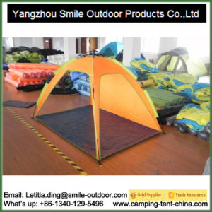 Cheapst Easy Sunshade Automatic Beach Pop up Tent pictures & photos