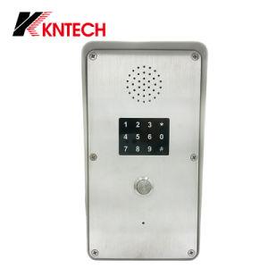 IP Voice Door Phone Knzd-52 SIP 2.0 Sentry Doorstation pictures & photos