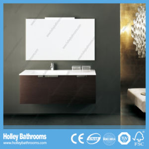 Hot Selling Modern Wall Mounted Bathroom Vanity with 3 Doors (BF374D) pictures & photos