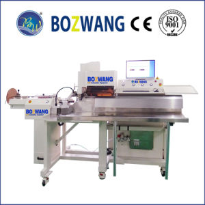 Automatic PV Wire Linked Terminal Crimping Machine pictures & photos