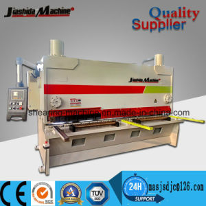 QC11y 6mm Hydraulic Sheet Metal Cutting Machine pictures & photos