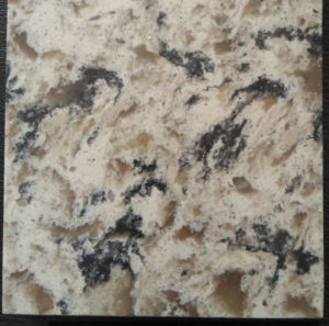 Marble Color Artificial Quartz Stone Slabs for Kitchen Countertops pictures & photos