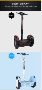 2 Wheels City Bike Scooter Electric Scooter pictures & photos