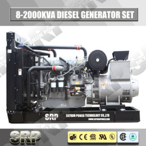 60Hz 568kVA Open Type Diesel Generator Powered by Perkins (SDG568P)