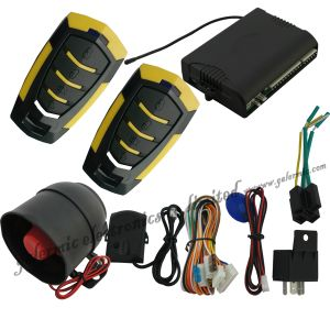 Car Safety system with Electrical Pneumatic Central Locking Optional pictures & photos