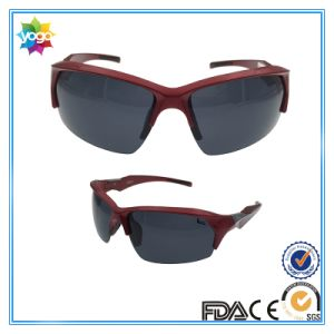 New Trendy Hand Polish Man Custom Polarized Cycling Sports Sunglasses