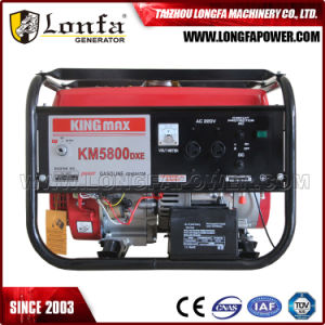 Km5800dxe 2500W Electric Start Kingmax Generator Gasoline pictures & photos