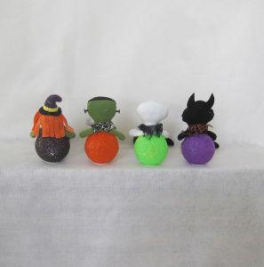 "13""Hhalloween Sitter Lighting up -4asst-Halloween Decoration pictures & photos"
