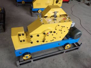Steel Bar Cutter (GQ50 4.0KW) pictures & photos
