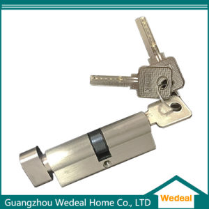Brass Security Door Lock Cylinder pictures & photos