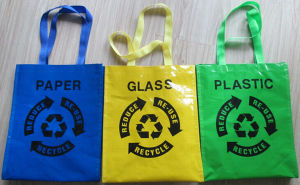 Recycled Bag Recyclable Bag Recycling Bag pictures & photos