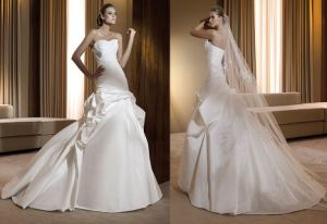Bridal Dress (FLY-1060)