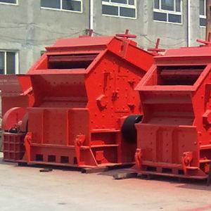 Mining Using Impact Crusher (PF-1315)