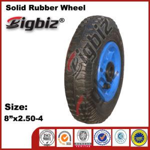 Super Cheap Wholesale Solid Rubber Wheels pictures & photos