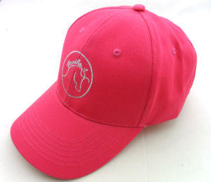 Hot Pink Embroidery Sports Custom Baseball Caps pictures & photos