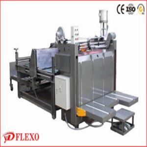Economic Semi Automatic Carton Folder Gluer (SG2400)