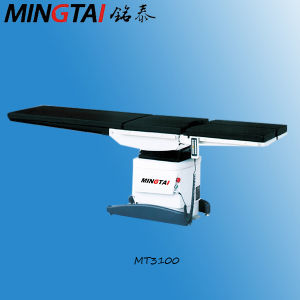 Power Exam Tables, Mt3100 Electrical Hydraulic Operating Table, Table Medical pictures & photos