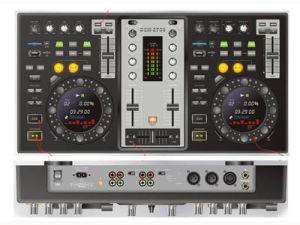 Computer DJ Player (SDJ-2700)