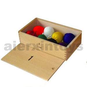 Montessori Educational Toys Gabe 1 (3cm) pictures & photos