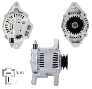 12V 40A Alternator for Hitachi Yanmar Lester 12112 Lr140-714 pictures & photos