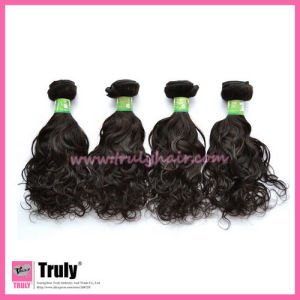 "High Quality 100% Peruvian Remy Virgin Human Hair, Romantic Curl, 12""-30"", Natural Color"