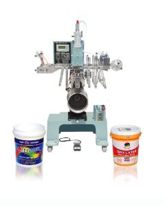 Paint Pail Printing Machine (VST2058)