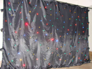 4m*8m Rgbw LED Star Curtain, LED Star Cloth pictures & photos