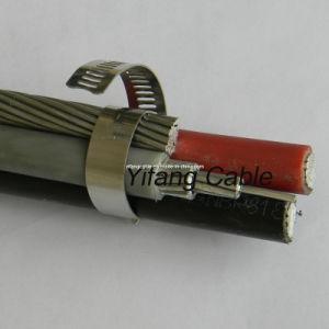 Overhead Aerial Bundle Cable. Duplex, Triplex, Quaduruplex Cable pictures & photos