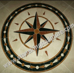 Stone Mosaic, Marble Mosaic/ Medallion (SK-3355) pictures & photos