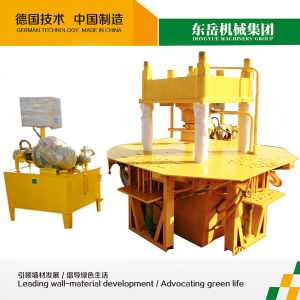 Dy-150t Hydraulic Block Forming Machine pictures & photos