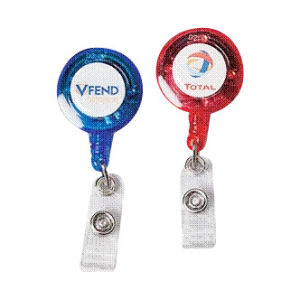 Retractable Badge Reel for ID Card Holder Hot Products pictures & photos
