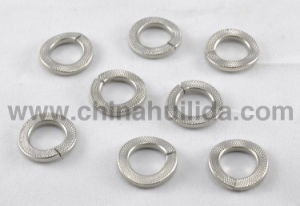 Stainless Steel Fastener Lock/Spring Washer pictures & photos